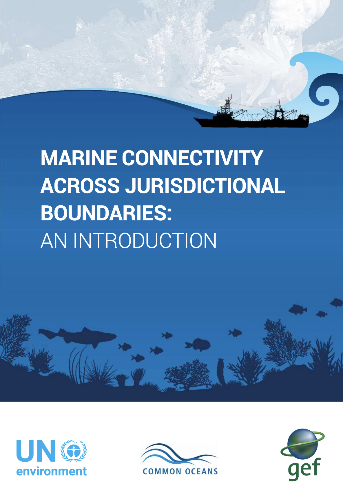 Marine connectivity across jurisdictional boundaries: an introduction