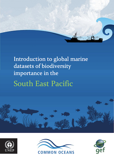 Introduction to global marine datasets of biodiversity importance in the South East Pacific