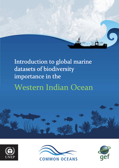 Introduction to global marine datasets of biodiversity importance in the Western Indian Ocean